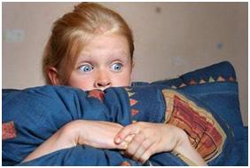 Почему боятся дети