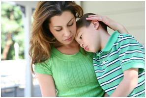Помочь ребенку победить страх